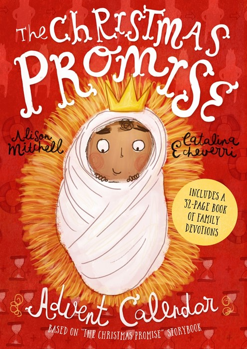 The Christmas Promise Advent Calendar (Paperback)