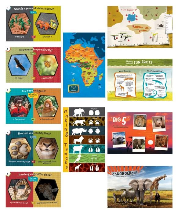 Imagination Station Poster Pack (set of 11)