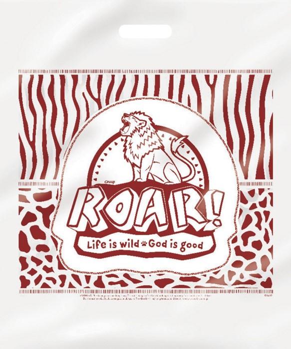 Roar Crew Bags (pack of 10) (General Merchandise)