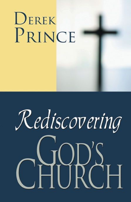Rediscovering God's Church (Paperback)