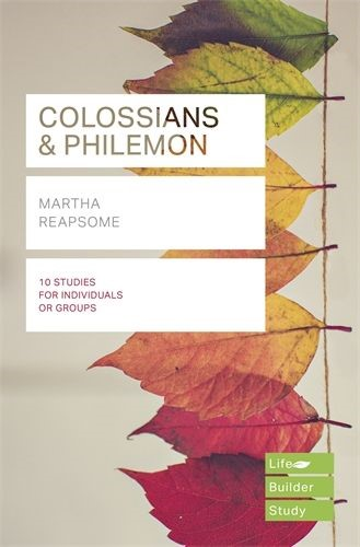 LifeBuilder: Colossians and Philemon (Paperback)