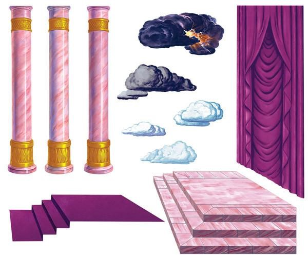 Small Throne Room Overlay (General Merchandise)
