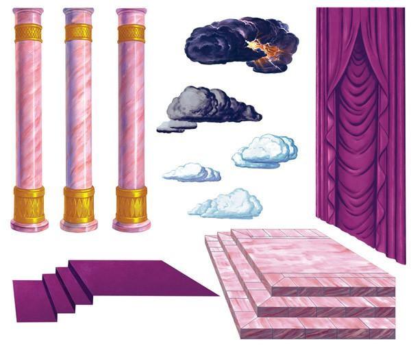 Large Throne Room Overlay (General Merchandise)