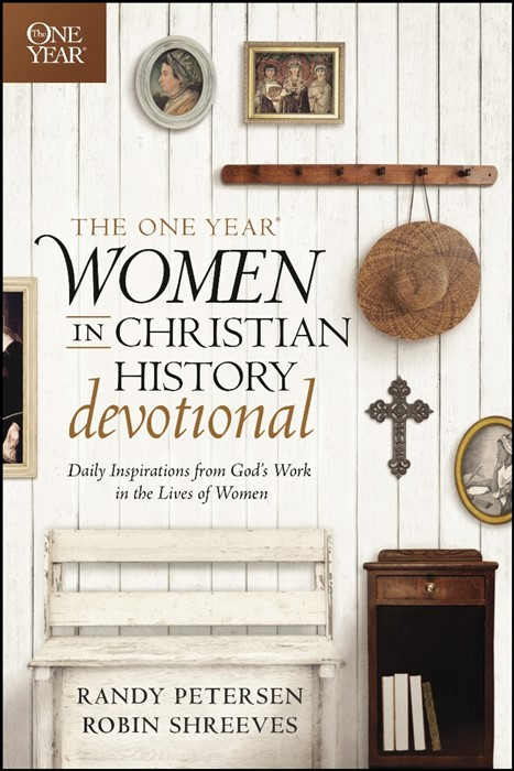 The One Year Women In Christian History Devotional (Paperback)