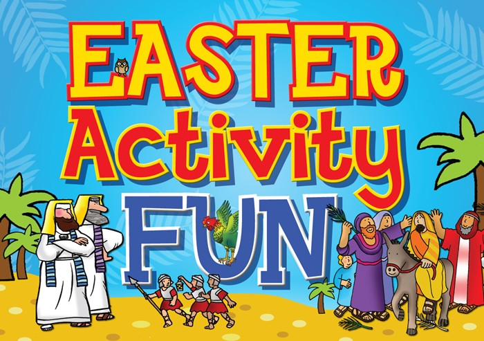 Easter Activity Fun (Paperback)