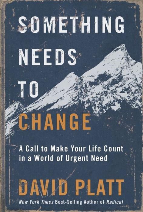 Something Needs to Change (Paperback)