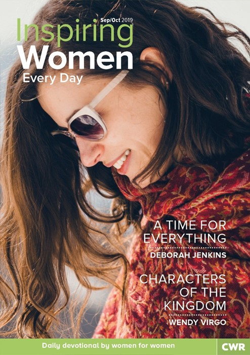 Inspiring Women Every Day Sept/Oct 2019 (Paperback)