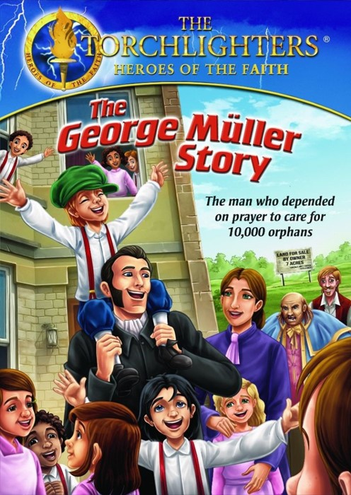 Torchlighters: The George Muller Story DVD (DVD)