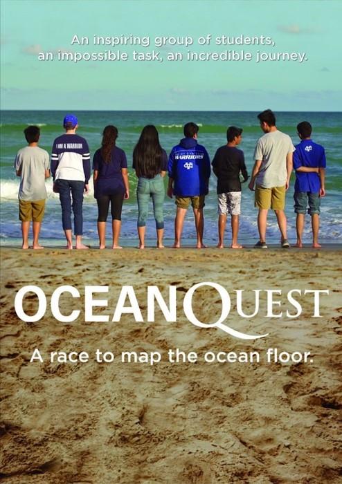 Ocean Quest DVD (DVD)