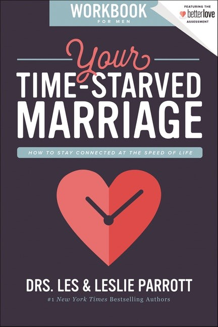 Your Time-Starved Marriage Workbook for Men (Paperback)