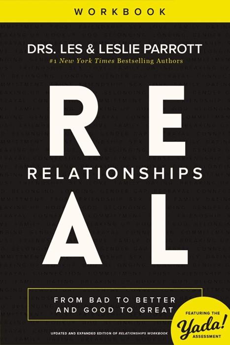 Real Relationships Workbook (Paperback)