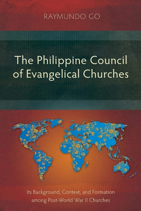 The Philippine Council of Evangelical Churches (Paperback)