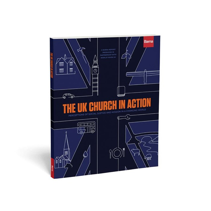 The UK Church in Action (Paperback)