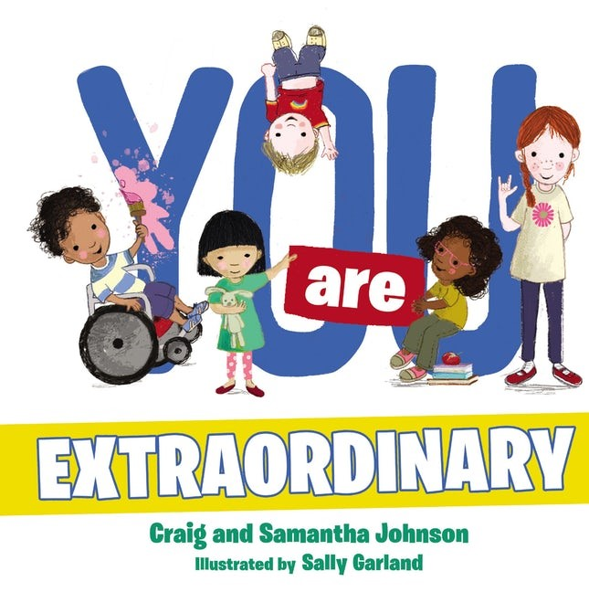 You Are Extraordinary (Board Book)