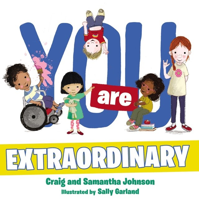 You Are Extraordinary (Hard Cover)