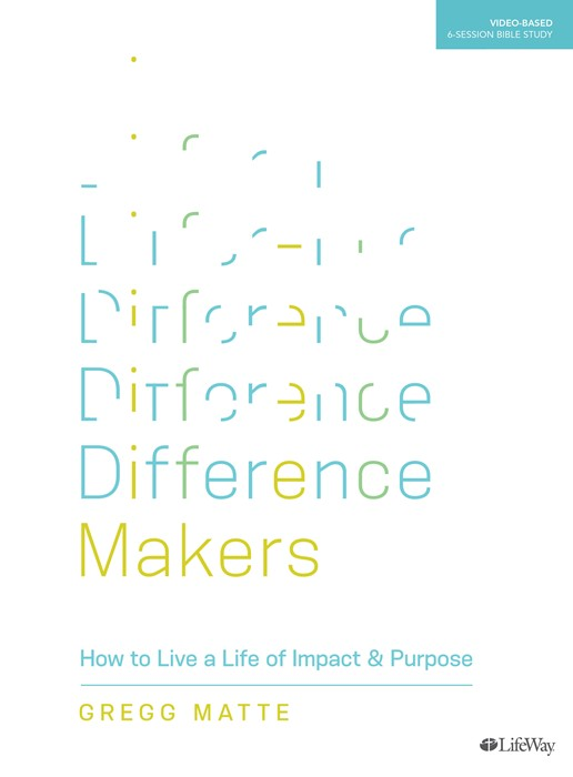 Difference Makers Bible Study Book (Paperback)