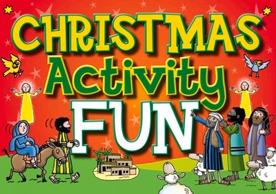 Christmas Activity Fun (pack of 5) (Paperback)