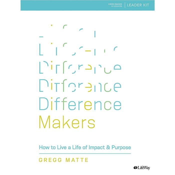 Difference Maker Leader Kit (Kit)