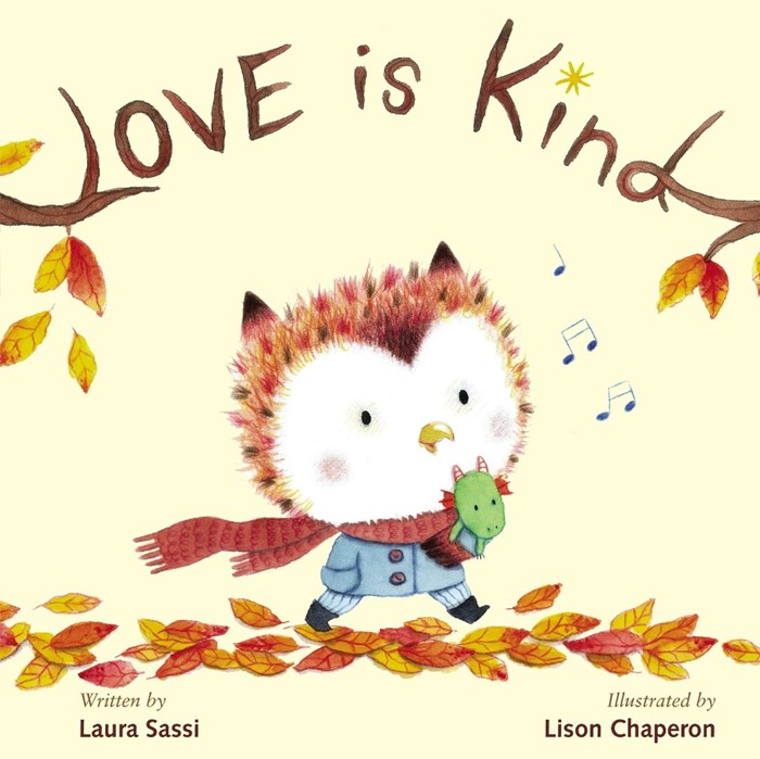 Love is Kind (Board Book)