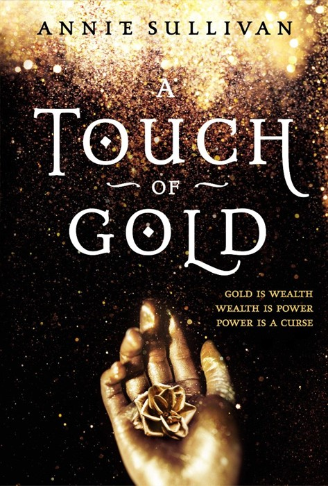 Touch of Gold, A (Paperback)