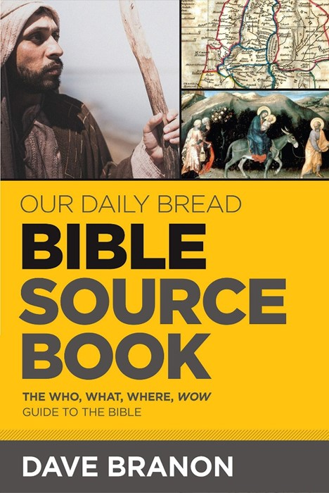Our Daily Bread Bible Sourcebook (Paperback)