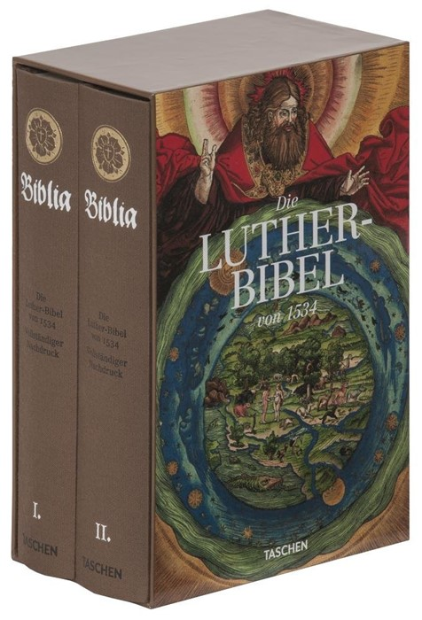 Lutherbibel 1534 (Hard Cover)
