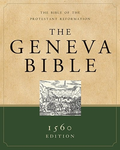 Geneva Bible, Genuine Leather (Genuine Leather)