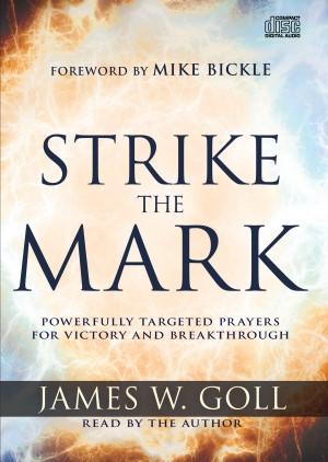 Strike the Mark Audio Book (CD-Audio)