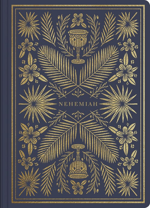 ESV Illuminated Scripture Journal: Nehemiah (Paperback)