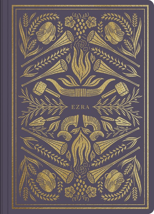 ESV Illuminated Scripture Journal: Ezra (Paperback)