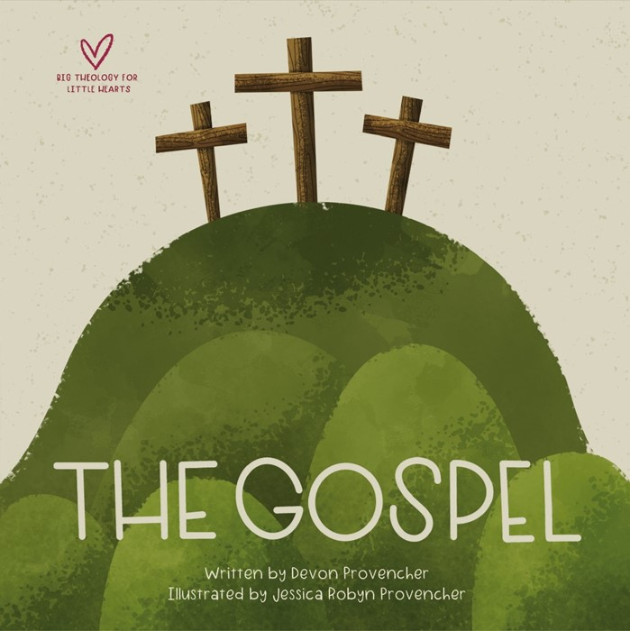 The Gospel (Board Book)