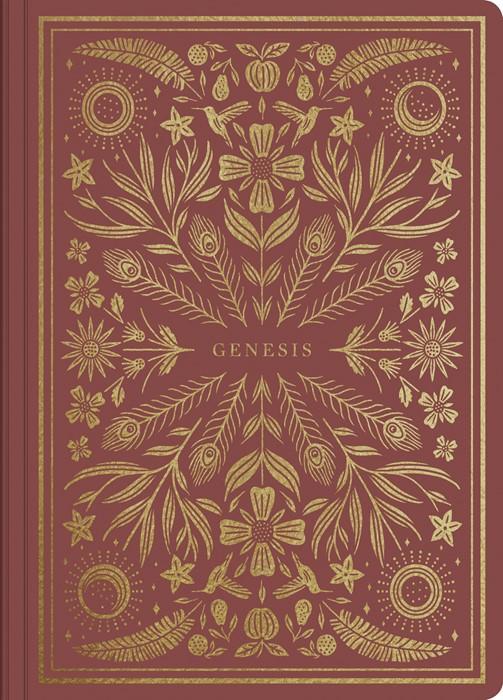 ESV Illuminated Scripture Journal: Genesis (Paperback)