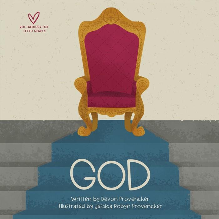 God (Board Book)