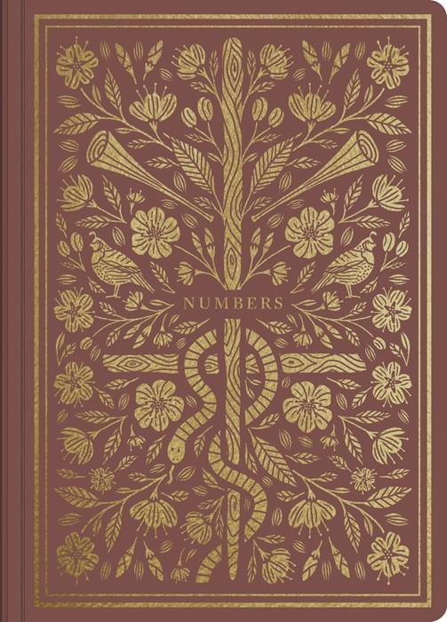 ESV Illuminated Scripture Journal: Numbers (Paperback)