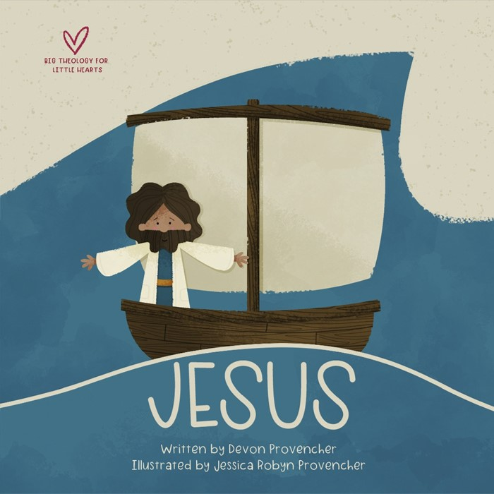 Jesus (Board Book)
