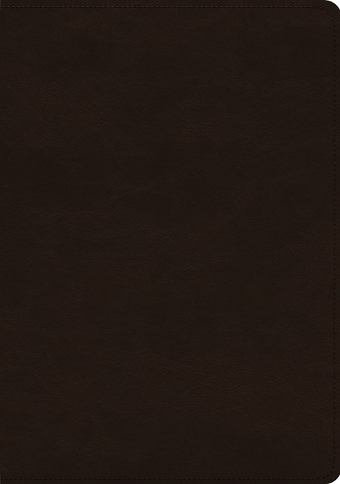 ESV Study Bible, TruTone, Deep Brown