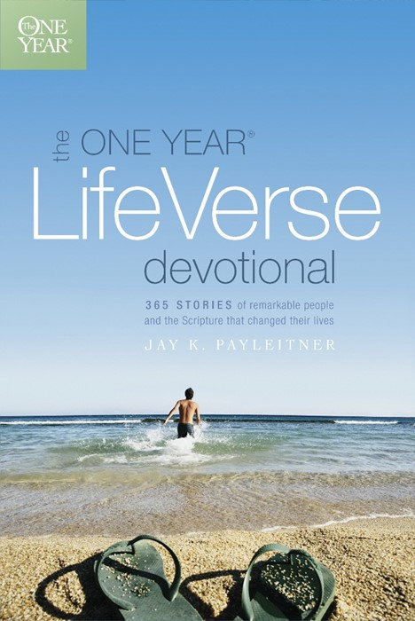 The One Year Life Verse Devotional (Paperback)