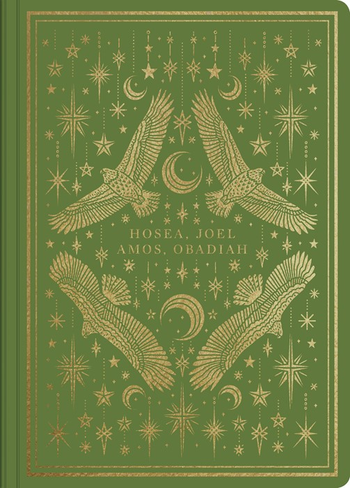 ESV Illuminated Scripture Journal: Hosea, Joel, Amos, and Ob (Paperback)