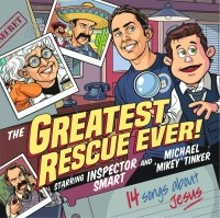 The Greatest Rescue Ever CD (CD-Audio)