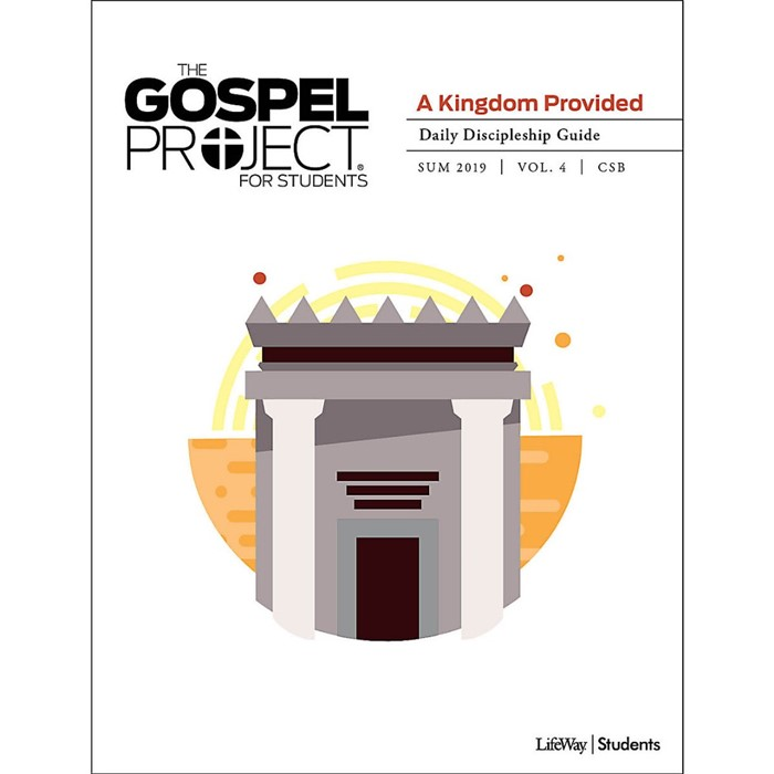 Gospel Project for Students CSB Discipleship Guide Summer 19 (Paperback)