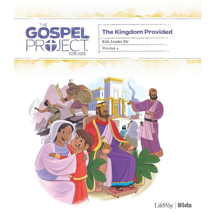 Gospel Project: Kids Leader Kit, Summer 2019 (Kit)