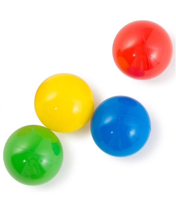Multicolored Ping Pong Balls (pack of 12) (General Merchandise)