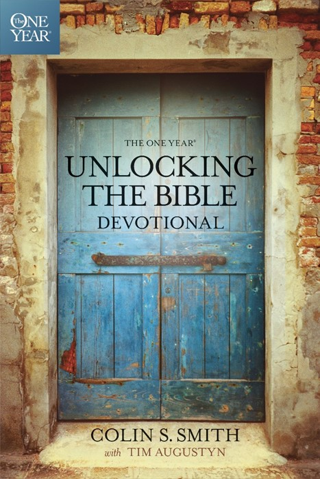 The One Year Unlocking The Bible Devotional (Paperback)