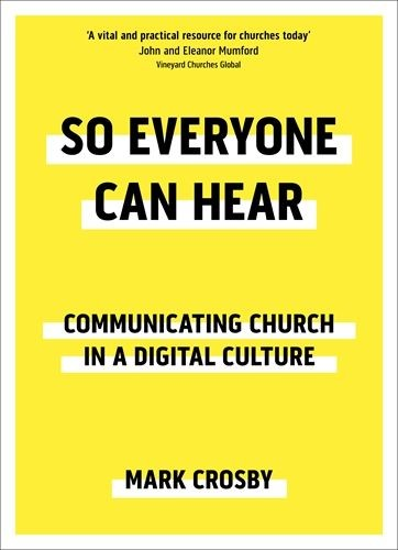 So Everyone Can Hear (Paperback)