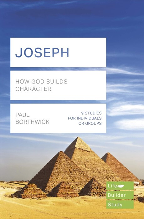 LifeBuilder: Joseph (Paperback)