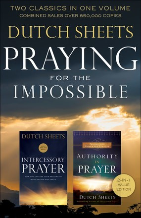 Praying for the Impossible 2-in-1 Edition (Paperback)