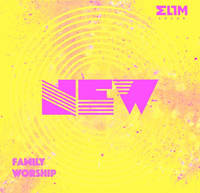 New Family Worship CD (CD-Audio)