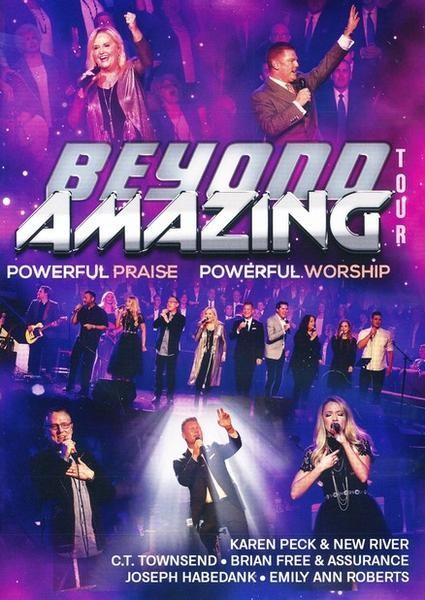 Beyond Amazing DVD (DVD)