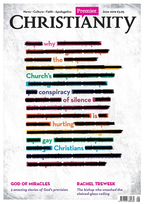 Christianity Magazine June 2019 (Paperback)