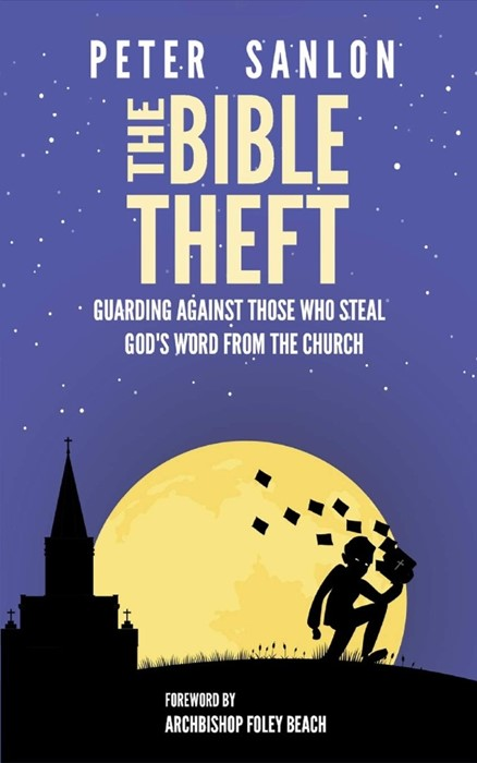 The Bible Theft (Paperback)